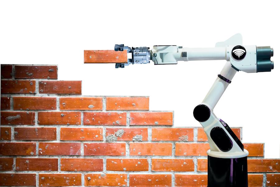 Robots Can Match Building Materials to BIM